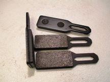 Set of 4 hand brake pads - SM ones, not DS ones!